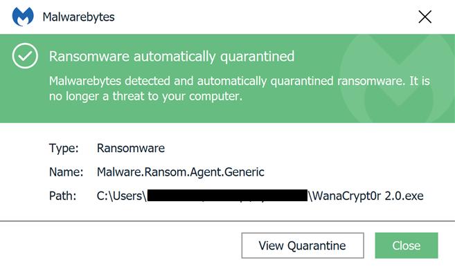 $59.99 Malwarebytes Premium For 2 Years