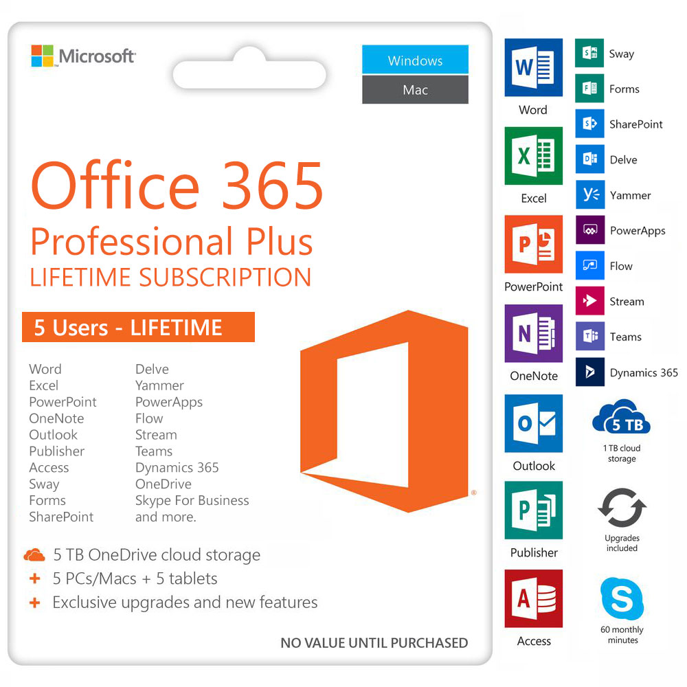 Cost of Microsoft Office Professional Plus Software