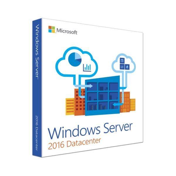 Microsoft Windows Server 2016 Data Center